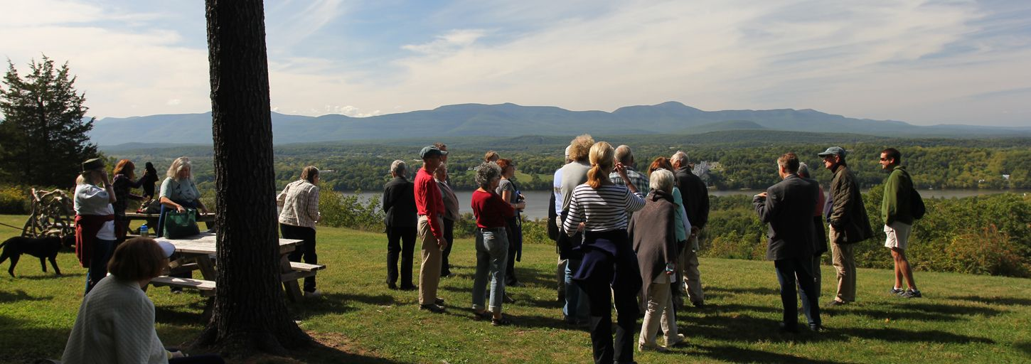 Olana Geology Ramble Tour -