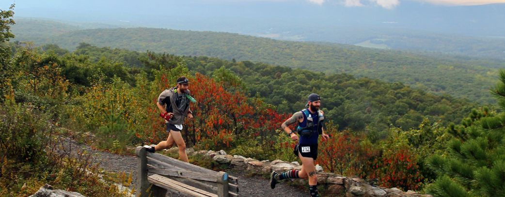 Shawangunk Ridge Run
