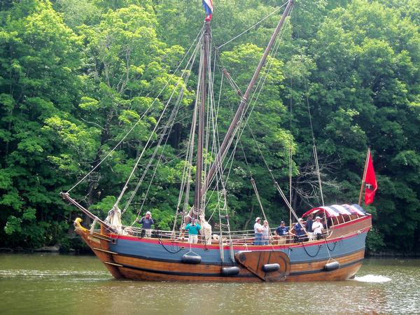 Museum Fundraiser Aboard Replica Dutch Yacht Onrust