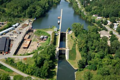 MANY Virtual Tour: Erie Canal's Locks and Infrastructure