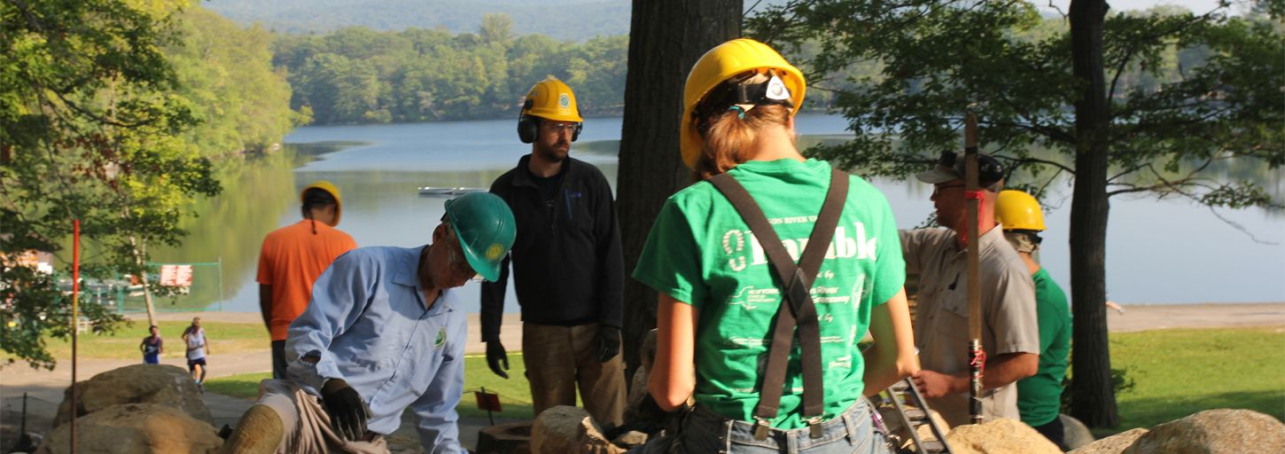 Appalachian Trail Building Ramble with the New York-New Jersey Trail Conference -