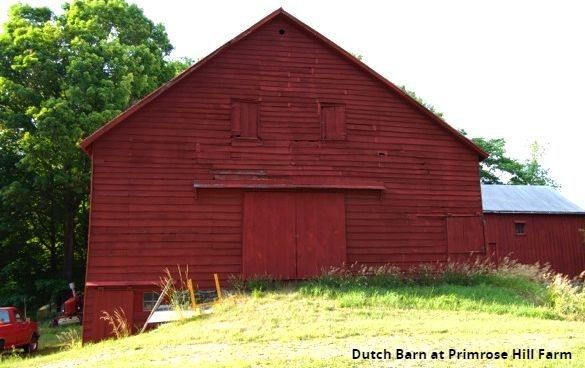 Annual Tour of Historic Barns and Working Farms