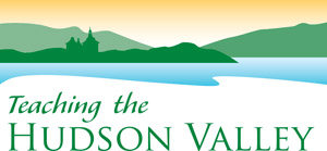 Teaching the Hudson Valley logo