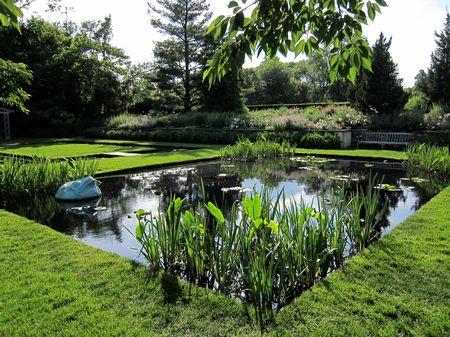 Donald Kendall Sculpture Garden   Cultural Center, Landscape ...