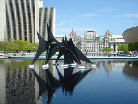 Empire State Plaza Art Collection Cultural Center State