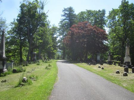 Albany Rural Cemetery Cemetery Hudson River Valley