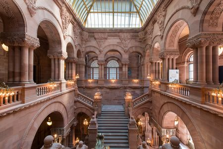 New York State Capitol Architecture
