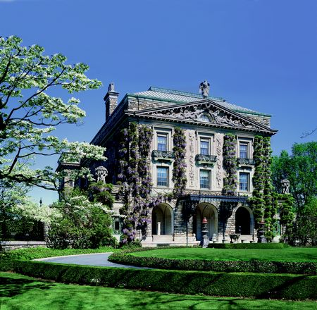 Kykuit, the Rockefeller Estate
