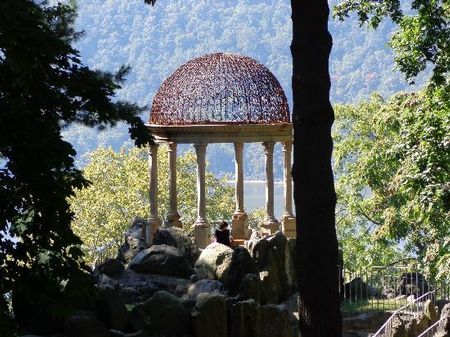 Untermyer Park And Gardens Landscape Hudson River